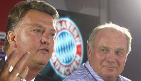 Hoeneß-Kritik: Schwierig mit van Gaal zu reden (Foto)