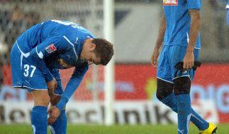 Hoffenheimer Fußballer Gulde wechselt zum SC Paderborn (Foto)