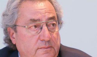 Hofft, dass die Regierung nicht über höhere Lohnnebenkosten nachdenkt: Dieter Hundt. (Foto)