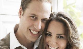 Hohe Erwartungen an William und Kate (Foto)