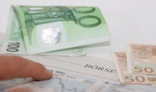 Hohe Sicherheit oder hohe Renditeaussichten? Vorsichtige Sparer können beides in einem Garantiedepot kombinieren. (Foto)