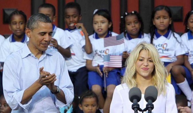 Hohn und Spott: Shakira verpatzt Nationalhymne (Foto)