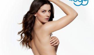Holland's Next Topmodel posiert in Unterwäsche (Foto)