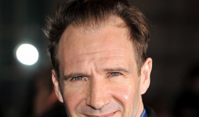 Hollywood-Star Ralph Fiennes ist bekennender Pessimist (Foto)