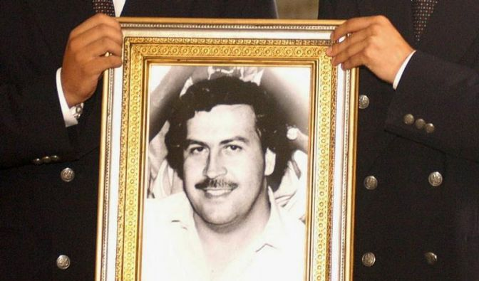 Hollywood verfilmt Pablo Escobars Leben (Foto)