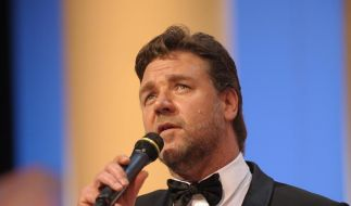 Hollywoodstar Russell Crowe (Foto)