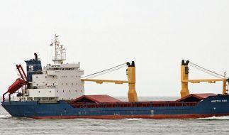 Holzfrachter Arctic Sea (Foto)