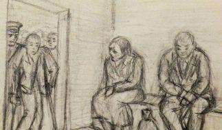 Holzpritsche und Totenmarke: Schau erinnert an Zwangsarbeitslager (Foto)