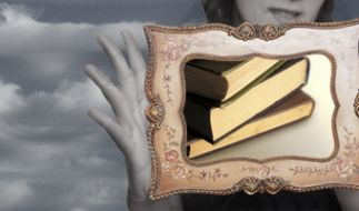 Hommage an Bücher (Foto)