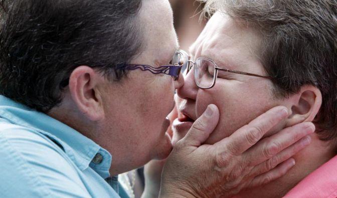Homo-Ehe (Foto)