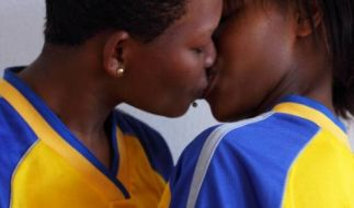 Homosexualität im Frauenfußball (Foto)