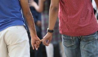 Homosexualität in arabischen Ländern (Foto)