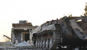 Homs, Damaskus, Aleppo - syrische Städte sind zu Kriegsschauplätzen geworden. (Foto)