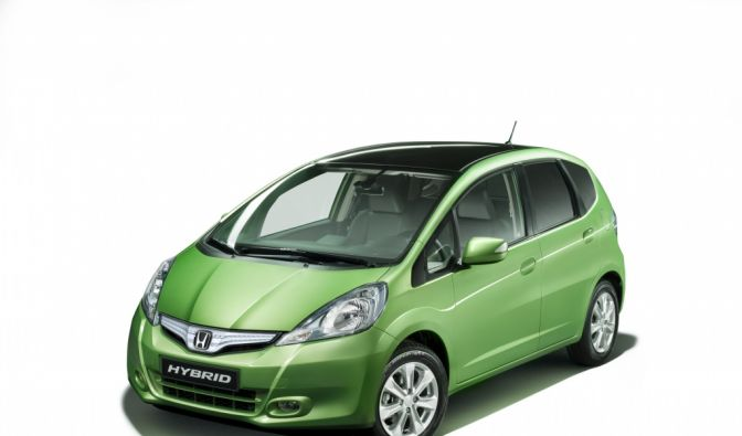 Honda bläst zum Umwelt-Jazz (Foto)