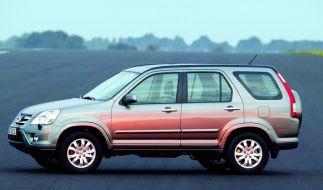 Honda CR-V hat kaum Pannen (Foto)
