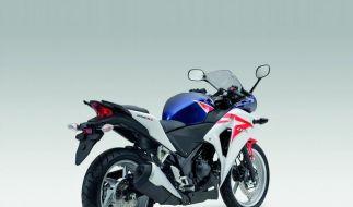 Honda gibt Preise für neue Motorradmodelle bekannt (Foto)