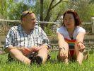 Hong Yao und ihr Mann Steffen Roeder in China. (Foto)