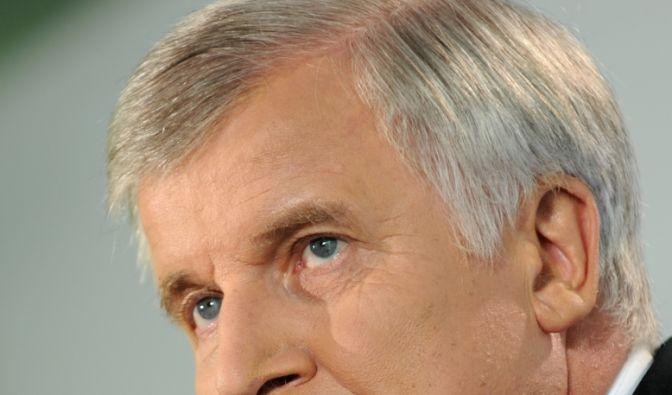 Horst Seehofer (Foto)