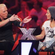 H.P. Baxxter und Sarah Connor sind bei X Factor nicht immer einer Meinung.