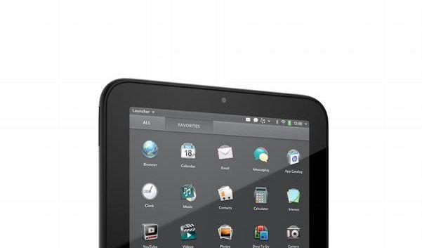HP tritt mit schnellem TouchPad an (Foto)