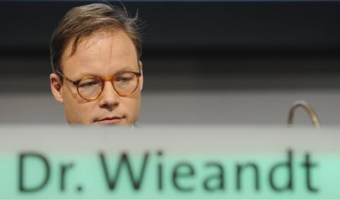 HRE-Chef Dr. Axel Wieandt. (Foto)
