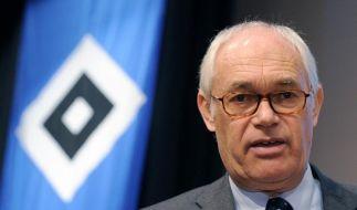 HSV-Aufsichtsratschef Rieckhoff tritt zurück (Foto)