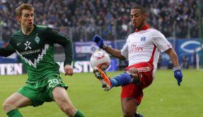 HSV gewinnt Nordderby: 4:0 gegen Werder Bremen (Foto)
