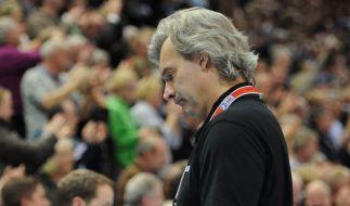 HSV Hamburg trennt sich von Trainer Carlén (Foto)