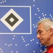 HSV mit Ex-Trainer van Marwijk über Abfindung einig (Foto)