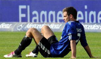 HSV-Profi Diekmeier am Knie verletzt (Foto)