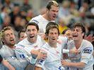 HSV rückt Handball-Titel näher: Sieg bei Löwen (Foto)