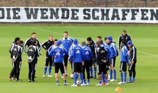 HSV und Wolfsburg vor dem Halbfinaleinzug (Foto)