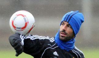 HSV untersagt Real Nistelrooy-Abwerbung (Foto)