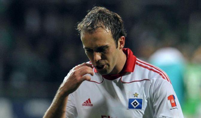 HSV-Verteidiger Mathijsen wechselt zum FC Malaga (Foto)
