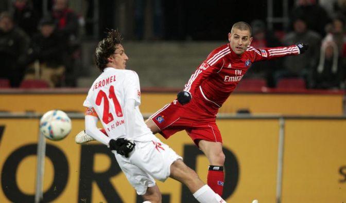 HSV weiter im Aufwind: 1:0 bei schwachen Kölnern (Foto)