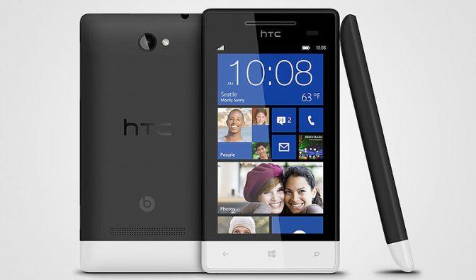 HTC 8s (Foto)