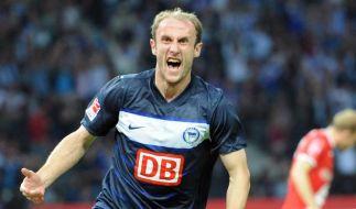 Hubnik bei Tschechiens Auswahl - Hertha im Training (Foto)