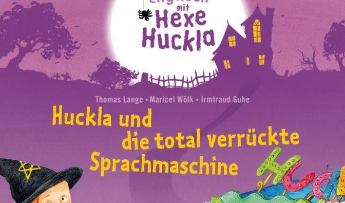 Huckla und die total verrückte Sprachmaschine (Foto)
