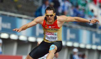 Hürden: Fleischhauer im Finale - Norm verpasst (Foto)