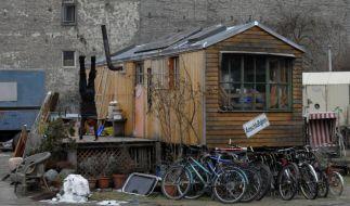 Hütte (Foto)