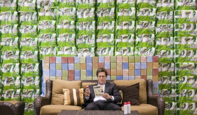 Hugh Grant im Film (Foto)
