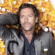 Hugh Laurie ist der Erfolgsgarant bei Dr. House.
