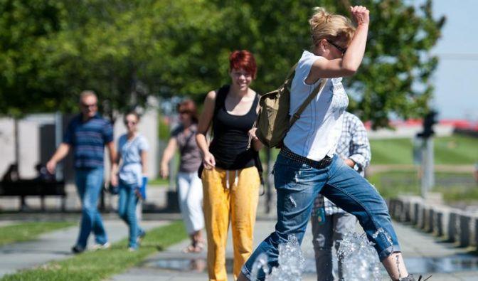 Hugo und die Pluderhosen: Die Sommertrends 2012 (Foto)