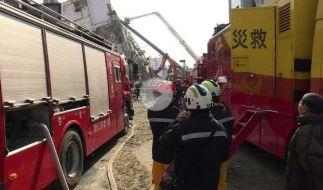 Rettungskräfte suchen weiter