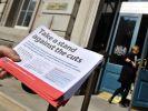 Hunderttausende Briten im Streik (Foto)
