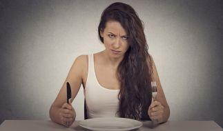 Hunger sorgt nicht nur für schlechte Laune, sondern auch für weniger Lust auf Sex. (Foto)