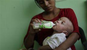 Hunger ist dort größer, wo Frauen schlechter gestellt sind. (Foto)