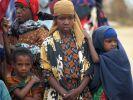 Hungerkatastrophe am Horn von Afrika immer entsetzlicher (Foto)