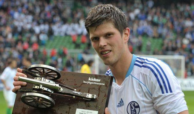 Huntelaar bester Torschützenkönig seit 1981 (Foto)
