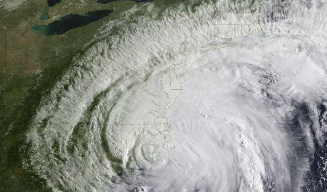 Hurrikan (Foto)